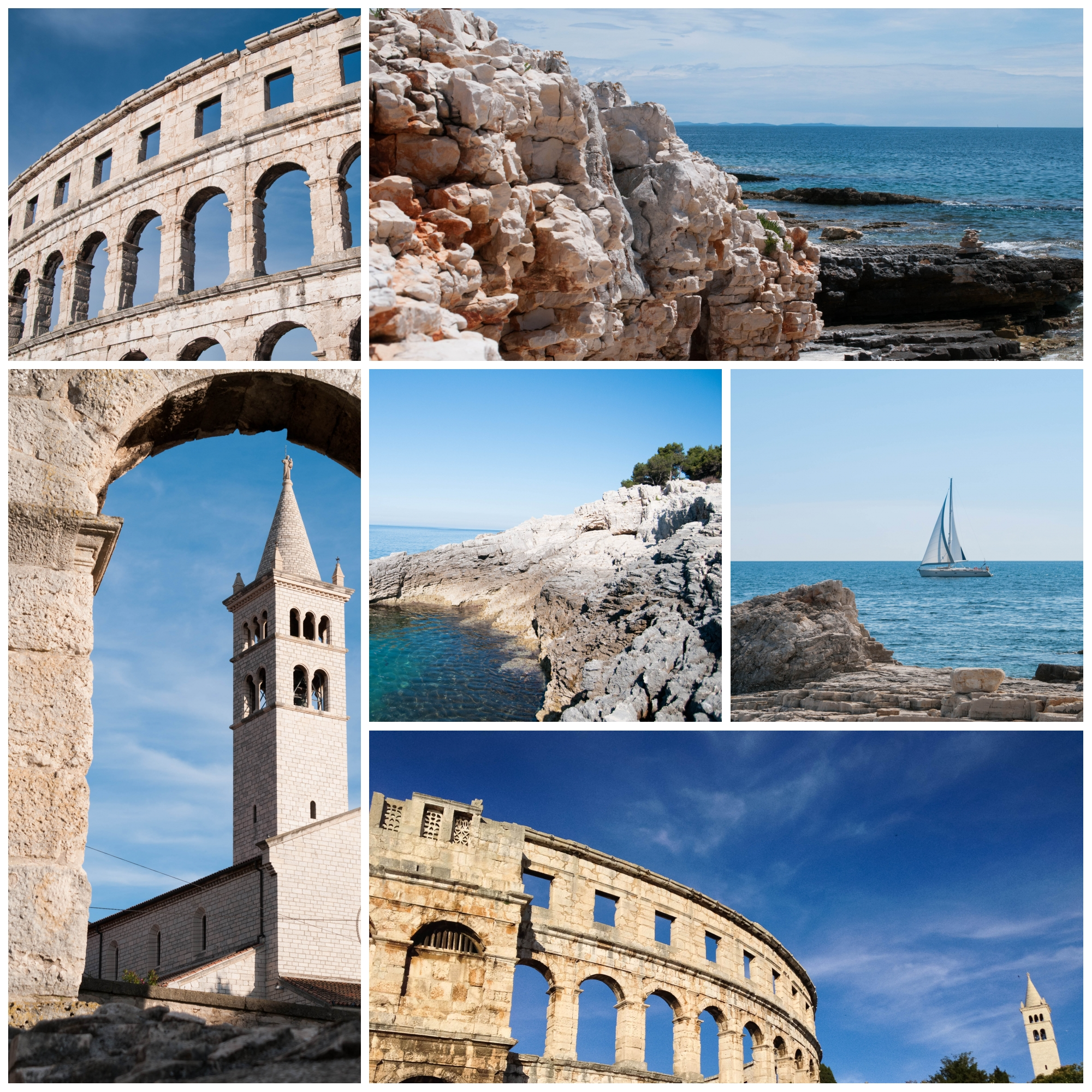 Collage Pula